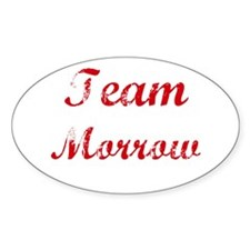 TEAM Morrow REUNION Oval Decal