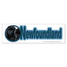 Newfoundland Bumper Bumper Sticker