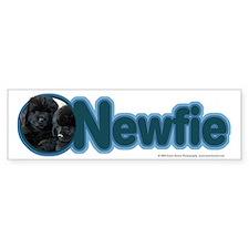 Newfie Bumper Bumper Sticker