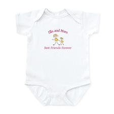 Ella & Mom - Best Friends For Infant Bodysuit