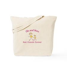 Ella & Mom - Best Friends For Tote Bag