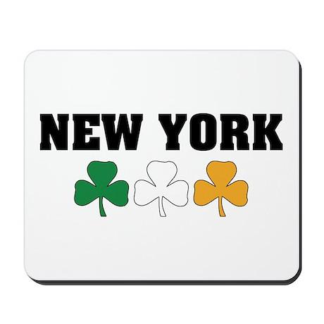New York Irish Mousepad