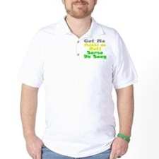 Get Me Makki De Roti te Sarso T-Shirt