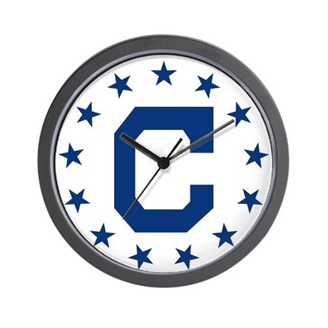 Consular Leadership Tenet Wall Clock