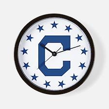 Consular Leadership Tenet Wall Clock