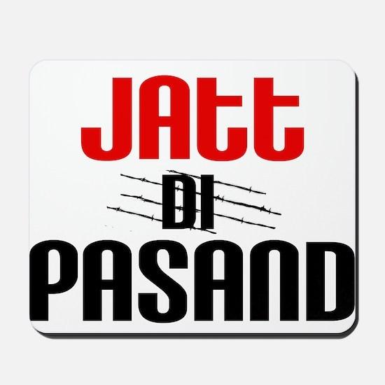 Jatt Di Pasand Mousepad
