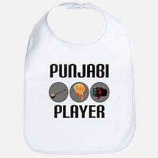 Punjabi Player Bib