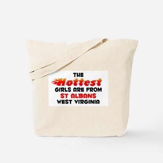 Hot Girls: St Albans, WV Tote Bag