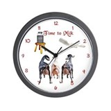 Animals Wall Clocks