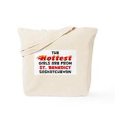 Hot Girls: St. Benedict, SK Tote Bag