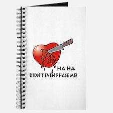Funny Anti-Valentine's Day Gi Journal