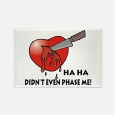Funny Anti-Valentine's Day Gi Rectangle Magnet (10