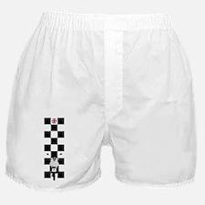 UK SCOOTER MODS Boxer Shorts