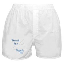 Trained by a Turkish Boxer Shorts