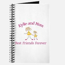 Kylie & Mom - Best Friends Fo Journal