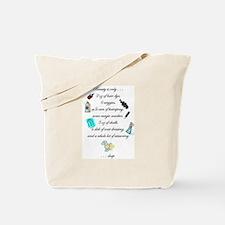 Dog Groomer's Tote Bag