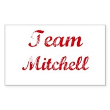 TEAM Mitchell REUNION Rectangle Decal