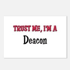 Trust Me I'm a Deacon Postcards (Package of 8)