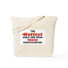 Hot Girls: Regina, SK Tote Bag