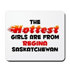 Hot Girls: Regina, SK Mousepad