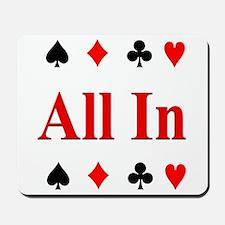 The Texas Holdem Poker Store Mousepad