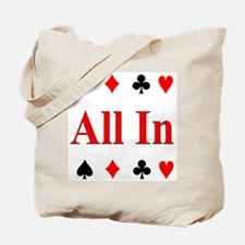 The Texas Holdem Poker Store Tote Bag