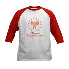 Pink Future Republican Elephant Tee