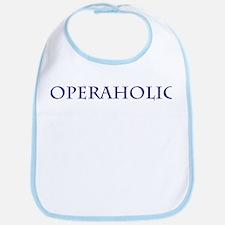 Operaholic Bib