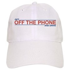 Get Off the Phone Baseball Cap