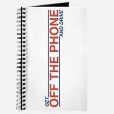 Get Off the Phone Journal