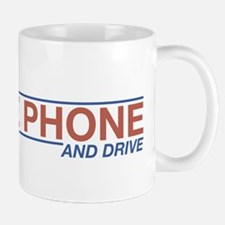 Get Off the Phone Mug