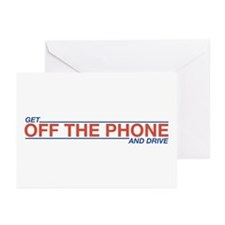 Get Off the Phone Greeting Cards (Pk of 20)