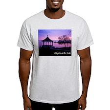 NOTL Gazeebo Ash Grey T-Shirt