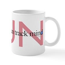 Run Track Mind Mug