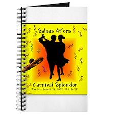 Carnival Splendor Salsas 49'ers Journal