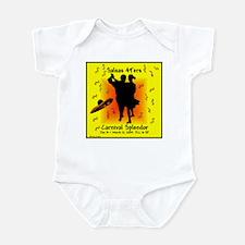 Carnival Splendor Salsas 49'ers Infant Bodysuit