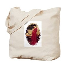 The Crystal Ball by JW Waterhouse Tote