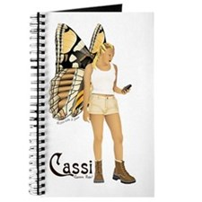 Cassi the geocaching fairy Journal