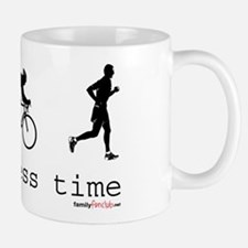 It's Business Time Triathlon Mug