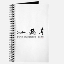 It's Business Time Triathlon Journal