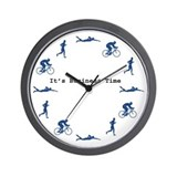 Running Wall Clocks