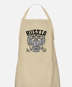 Russian Coat of Arms BBQ Apron