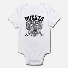 Russian Coat of Arms Infant Bodysuit