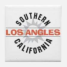 Los Angeles Tile Coaster