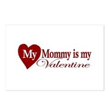 Mommy Valentine Postcards (Package of 8)