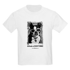 Attitude is Everything Kids T-Shirt