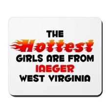 Hot Girls: Iaeger, WV Mousepad