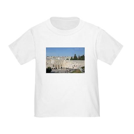 Jerusalem at Peace Toddler T-Shirt