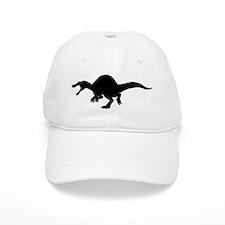 Spinosaurus Silhouette Baseball Cap