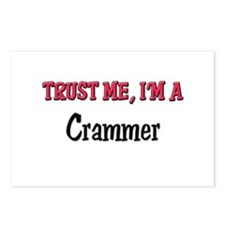 Trust Me I'm a Crammer Postcards (Package of 8)